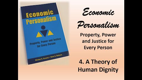 Resistance Podcast #164: Economic Personalism: Human Dignity w/ Michael Greaney & Dawn Brohawn