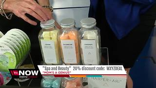 Mom's a Genius: Beauty and spa treatments - Video