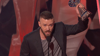 Justin Timberlake Shuts Down Prejudice In This Epic Speech - Video