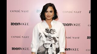 Demi Lovato released a new song about Max Ehrich split