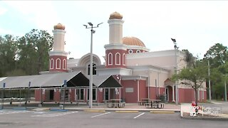 How one local mosque is protecting those congregating to pray during pandemic as Ramadan begins
