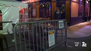 New COVID-19 restrictions raise questions about the safety of outdoor dining during pandemic