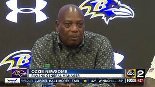 RAVENS FREE AGENCY - Video
