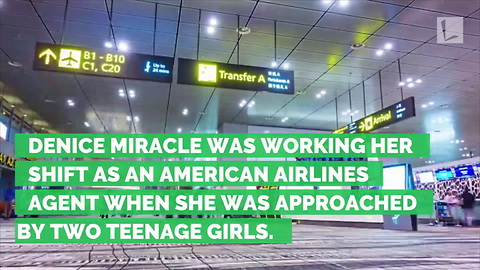 Airline Agent Suspicious of Teens with First Class Ticket, Cops Foresee Danger Unraveling