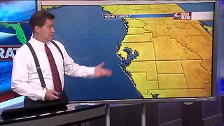 Florida's Most Accurate Forecast with Denis Phillips on Monday, March 5, 2018