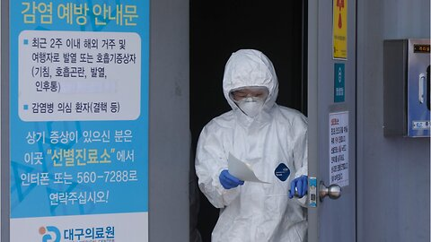 South Korea Confirms 334 Additional Coronavirus Cases