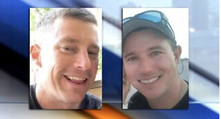 Coast Guard suspends search for two missing firefighters