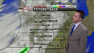 Dustin's Forecast 9-26 - Video
