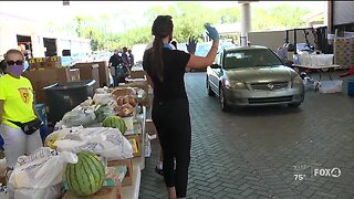 Farmers market in Cape Coral reopens
