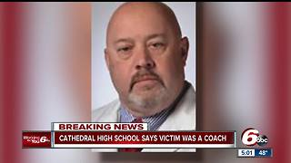IU School of Medicine director found murdered in home on Indianapolis' northwest side - Video