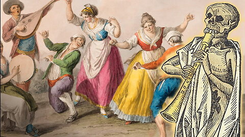 The Plague that made people dance themselves to death