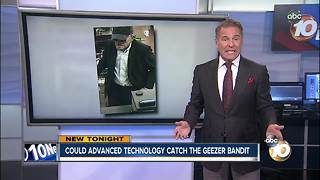Could advanced technology catch the Geezer Bandit? - Video