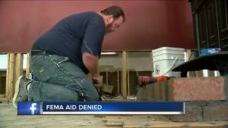 SE Wisconsin flooded areas will not get FEMA assistance - Video