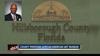 New museum highlighting African American art could be coming to Tampa - Video