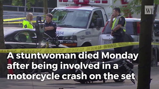 Stuntwoman Dies In Motorcycle Accident On Set Of Deadpool 2 - Video