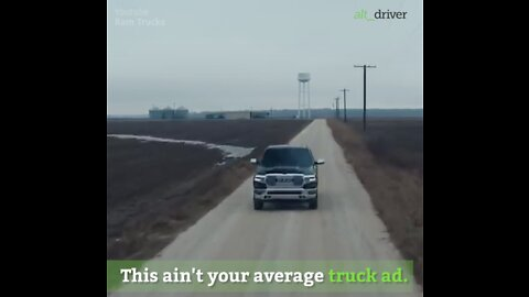 The Ram 1500 'Thank God I'm a Country Boy' Commercial Is an Absolute Classic