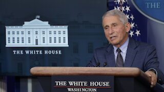 Dr. Anthony Fauci Addresses Coronavirus Vaccine Safety