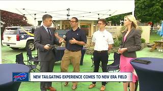 New tailgating experience comes to New Era Field