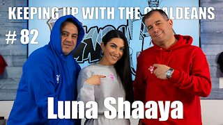Keeping Up With the Chaldeans: With Luna Shaaya - Luna-Tic Graphic Design and Apparel