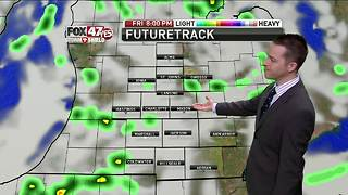 Dustin's Forecast 8-4 - Video