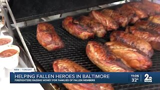 Helping fallen heroes in Baltimore