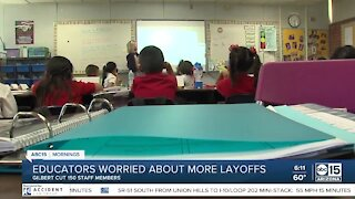 Maricopa County School Superintendent talks about layoffs, future of education