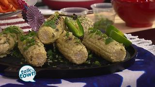 Miss Daisy King's  Jalapeno Lime Grilled Corn on the Cob - Video