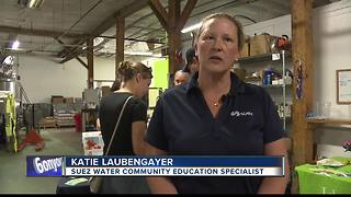 Starting a conversation about water conservation - Video