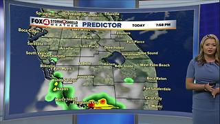 Heat, Humidity, & Afternoon Storms Continue