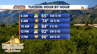 First Warning Weather Thursday May 24, 2018