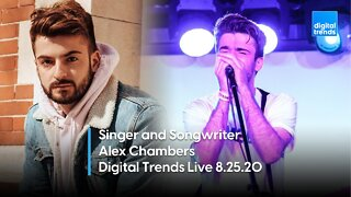 Singer, Songwriter Alec Chambers | Digital Trends Live 8.25.20