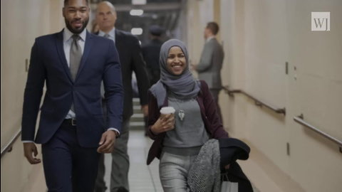 Muslim Congresswoman-Elect Reverses Platform After Election, Supports Anti-Israel Agenda