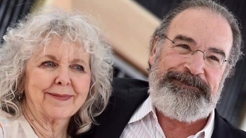 From An Undisclosed Location, Mandy Patinkin Reveals The Ever-So-Satisfying Task That's Keeping Him Busy