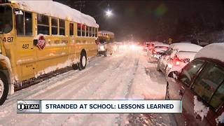 I-Team investigation: School don't have plans for stranded students - Video