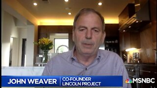 Lincoln Project co-founder John Weaver is exposed, Davos convention wraps up