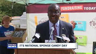 Happy National Sponge Candy Day!
