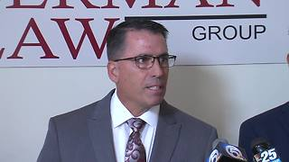 NEWS CONFERENCE: Embattled Palm Beach Co. fire chief speaks about allegations - Video