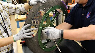 NASA Reinvents Wheel For Mars Missions