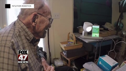 Managing the Pressure - Technology Helps Seniors in Isolation