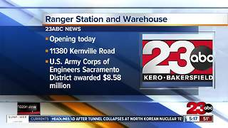 Kernville Ranger Station and Warehouse opens today - Video