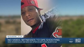 No video, no witnesses to DPS deadly shooting