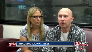 Couple chasing car title from crooked dealership - Video