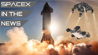 Starship Ready to Ignite After Delays, NASA's Perseverance Rover Lands on Mars | SpaceX in the News
