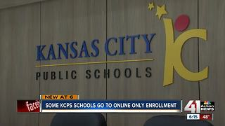 KCPS launches online-only enrollment for 2018-2019 school year - Video