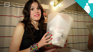 Stuff Mom Never Told You: 9 Grossest Things in Women's Bathrooms - Video
