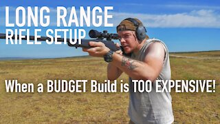 EXTREME Budget Long Range Rifle Setup
