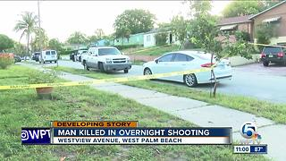 Homicide investigated at West Palm Beach home cited as chronic nuisance - Video