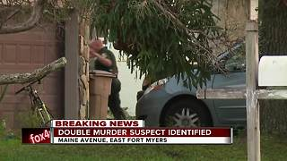 Suspect named in Fort Myers double homicide