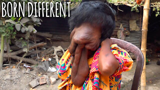 The Woman With No Face | BORN DIFFERENT