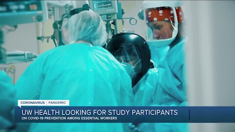 UW-Health weighs in on new study on essential workers